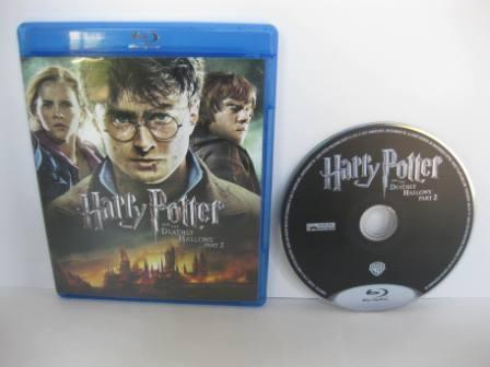 Harry Potter and the Deathly Hallows Part 2 - Blu-ray